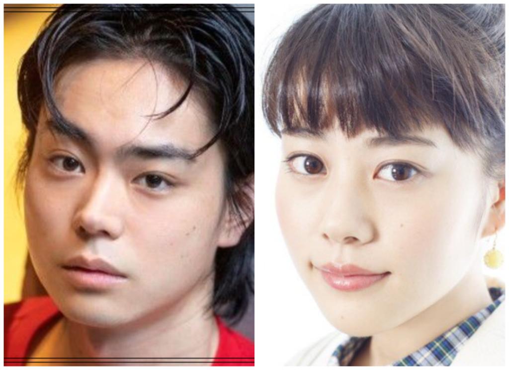 菅田将暉さんと高畑充希さんの画像