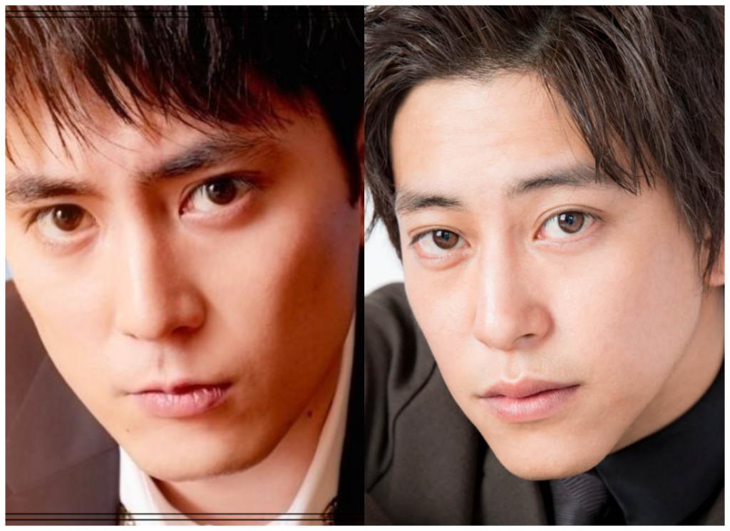 間宮祥太朗さんと佐野岳さんの画像
