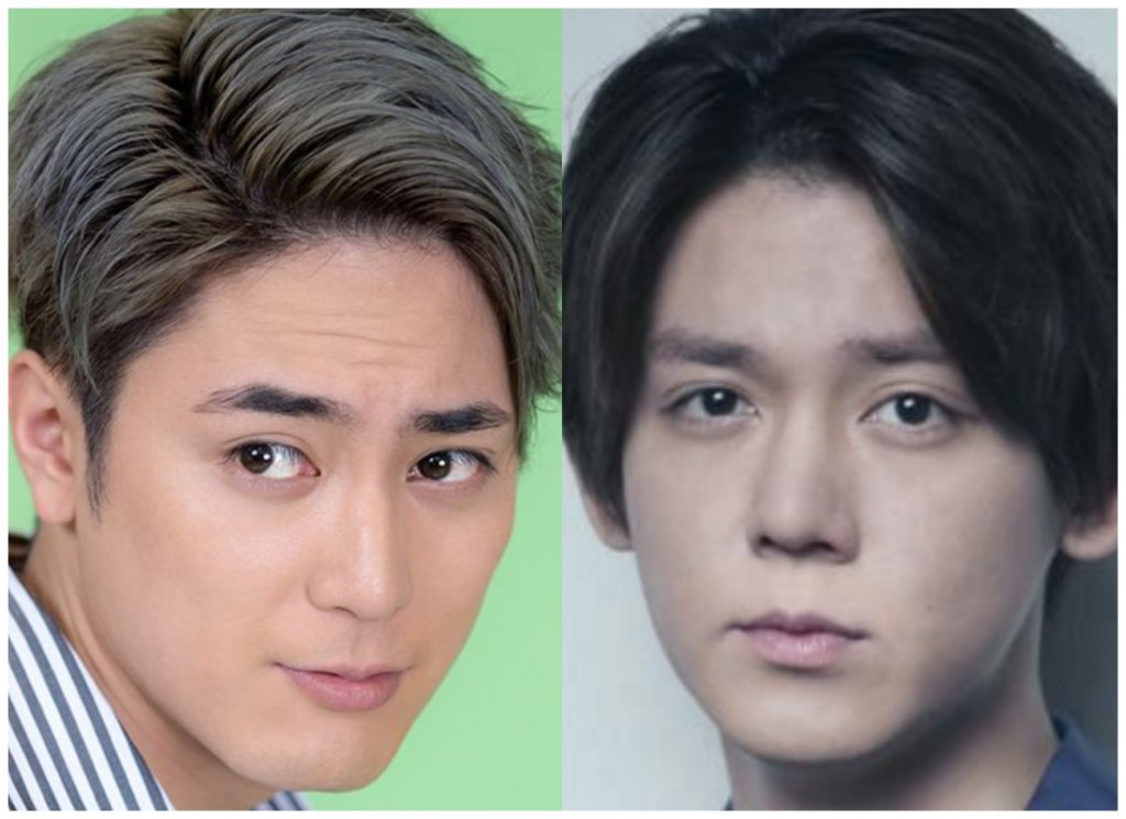 間宮祥太朗さんと小瀧望さんの画像