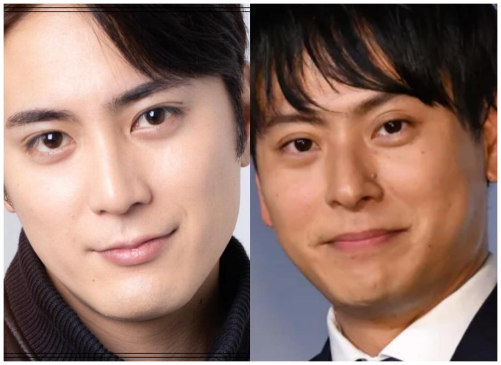 間宮祥太朗さんと山下健二郎さんの画像