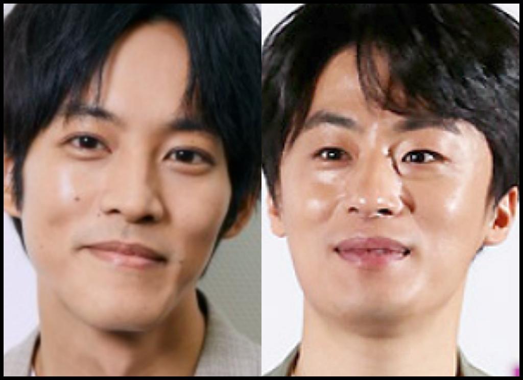 松坂桃李さんとク・ギョファンさんの画像