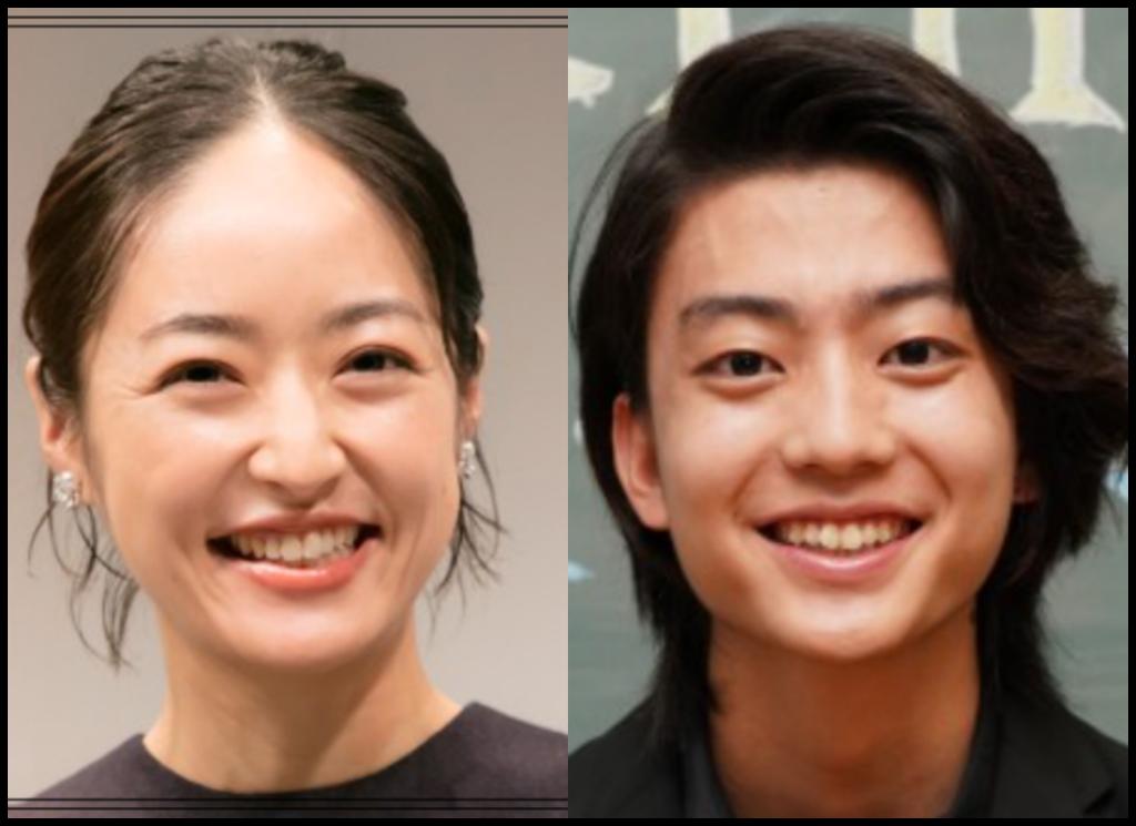 井上真央さんと伊藤健太郎さんの画像