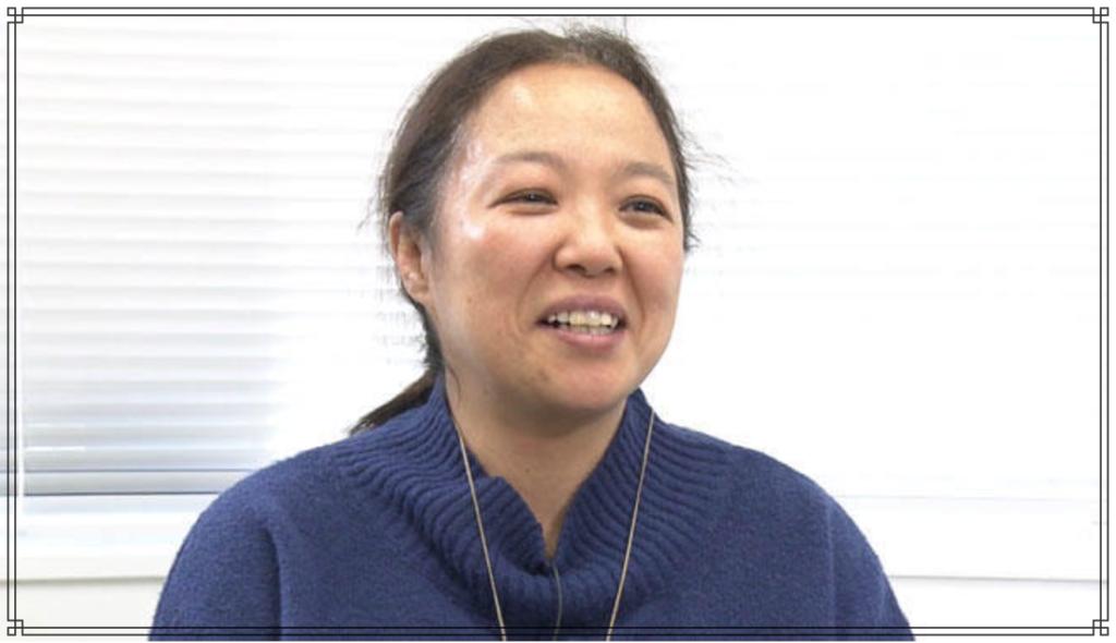 川井友香子さんの母親の画像