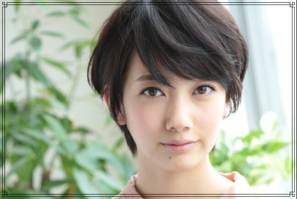波瑠さんの画像