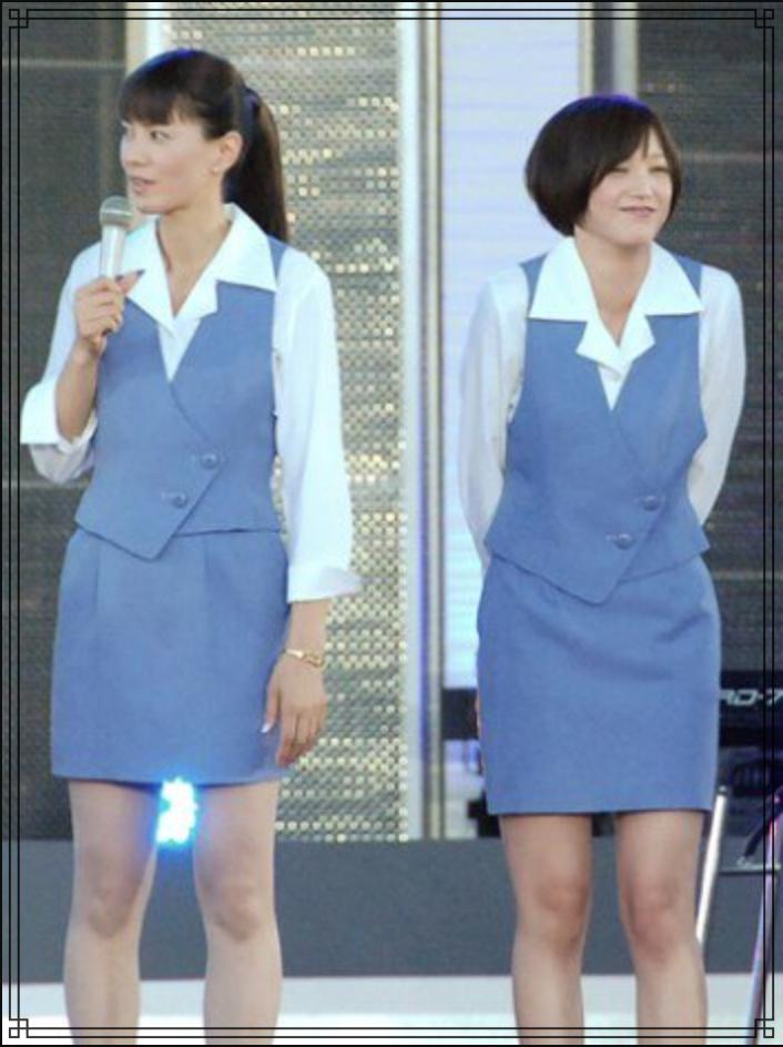 本田翼さんと江角マキコさんの画像