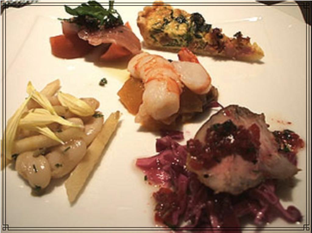 イタリアン薬膳レストラン『リストランテ いな田』