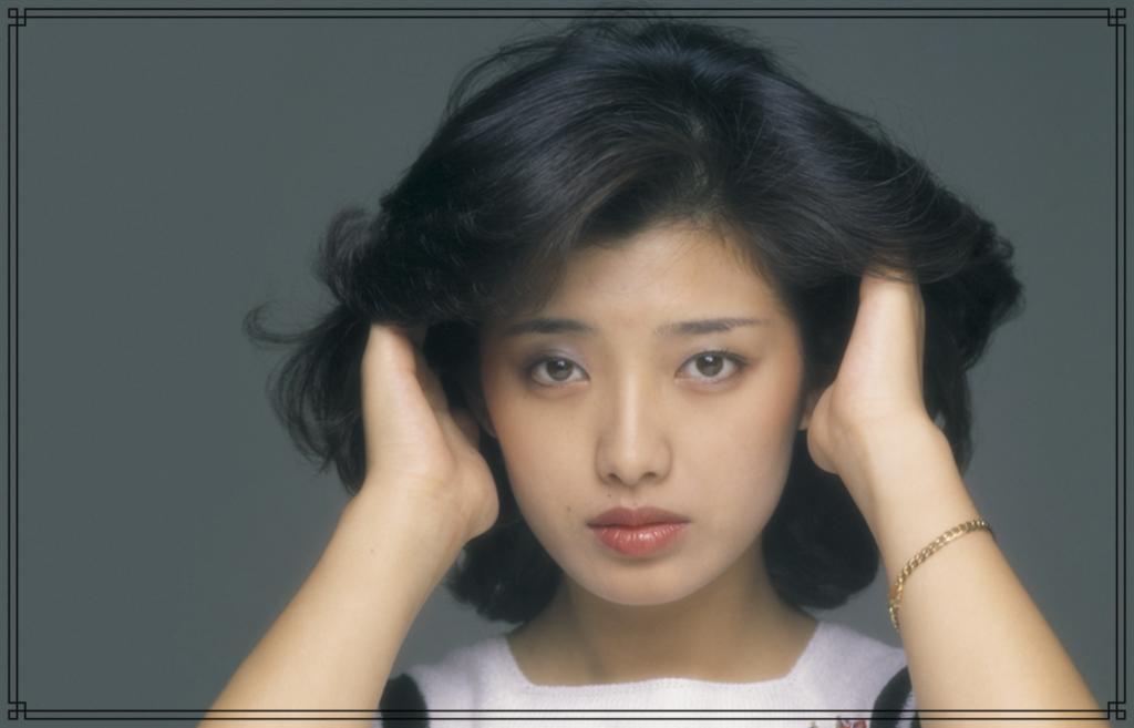山口百恵さんの画像