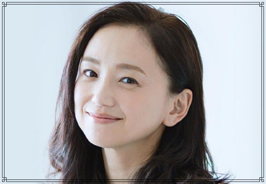 永作博美さんの画像