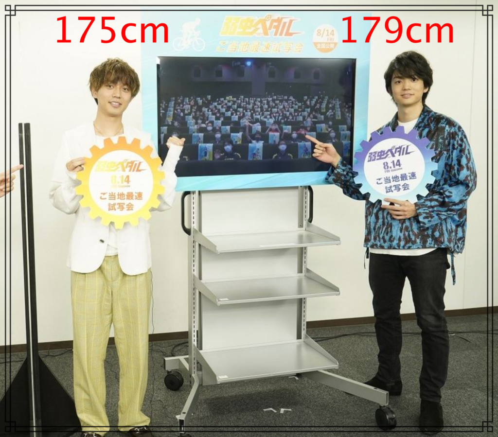 伊藤健太郎さんと永瀬廉さんの画像