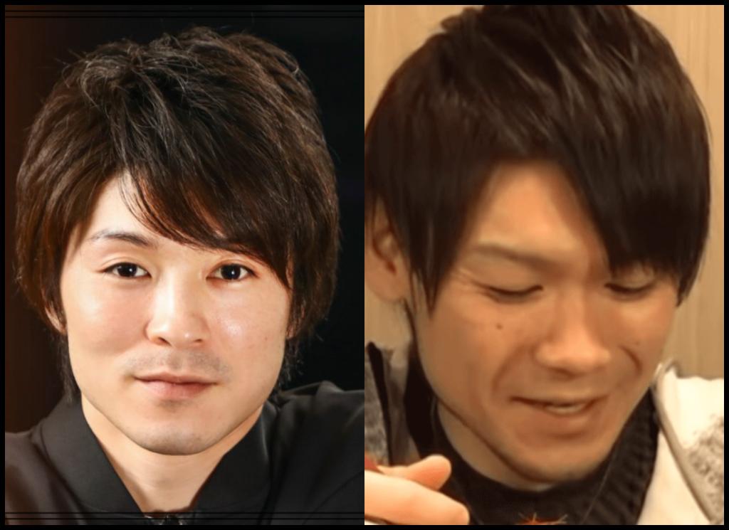 内村航平さんと谷崎鷹人さんの画像