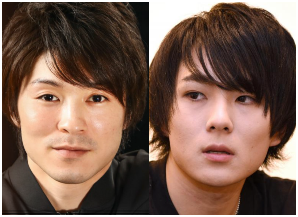 内村航平さんとワタナベマホトさんの画像