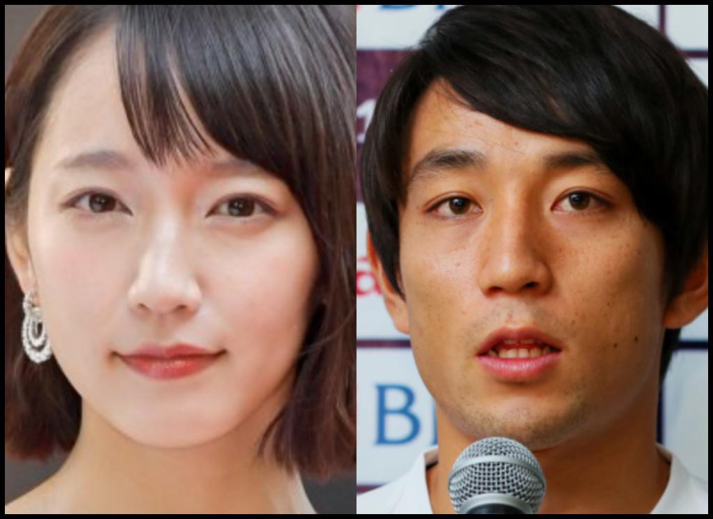 吉岡里帆さんと三好康児さんの画像
