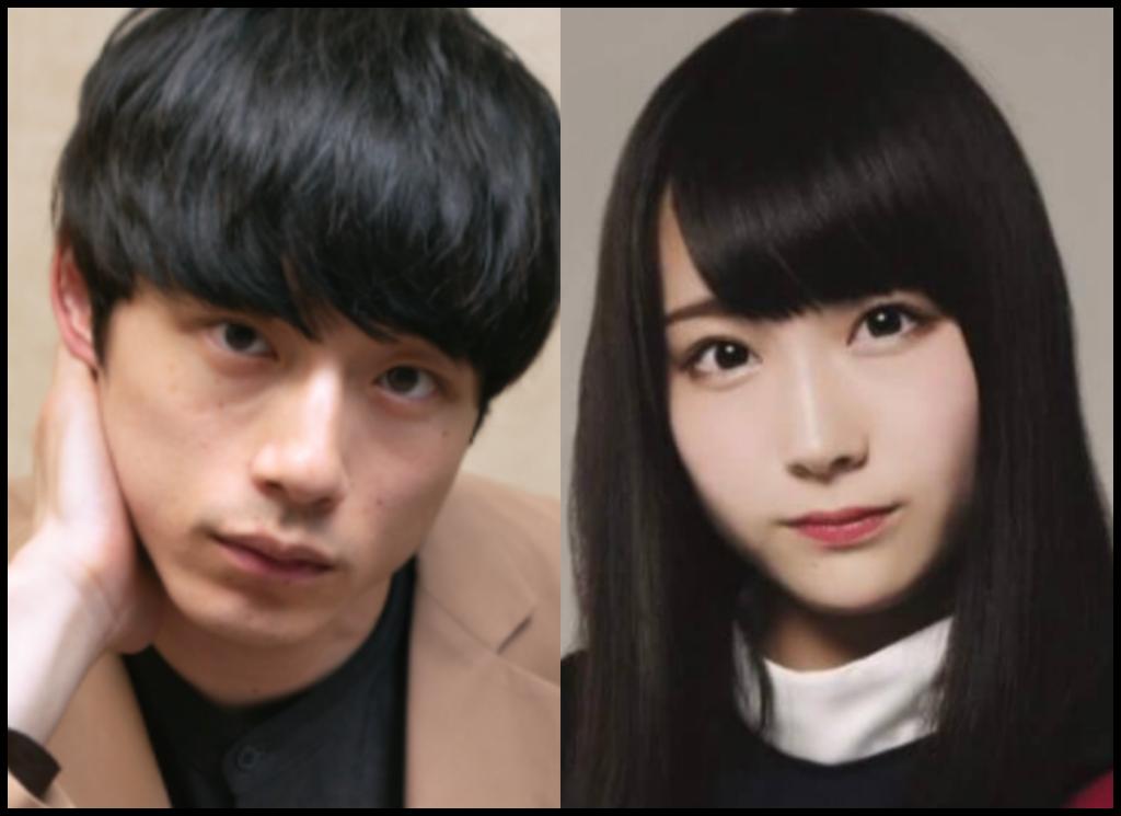 坂口健太郎さんと桐乃みゆさんの画像