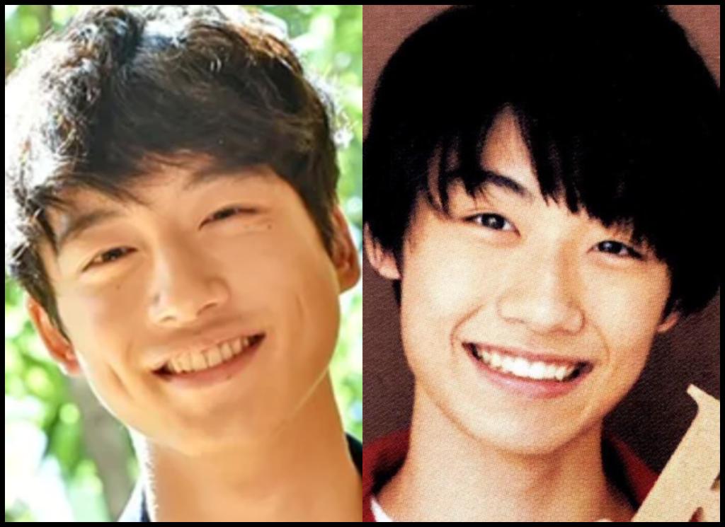 坂口健太郎さんと檜山光成さんの画像