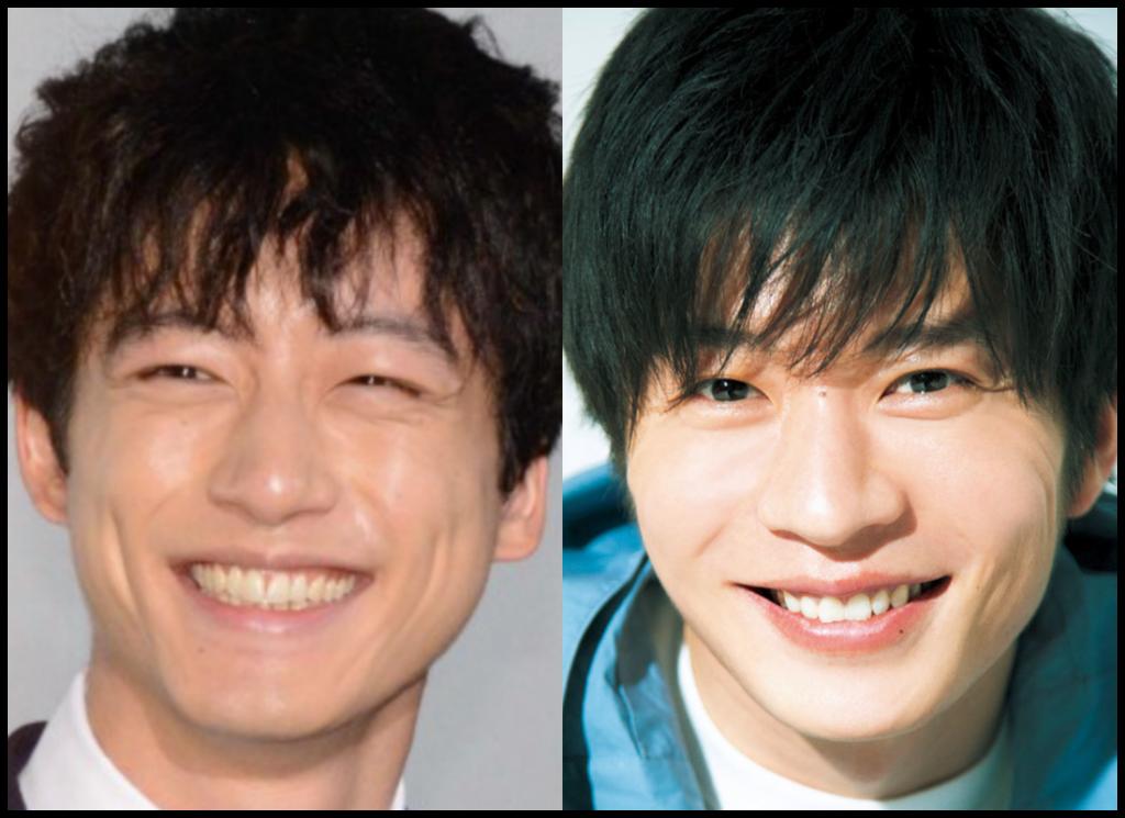 坂口健太郎さんと田中圭さんの画像