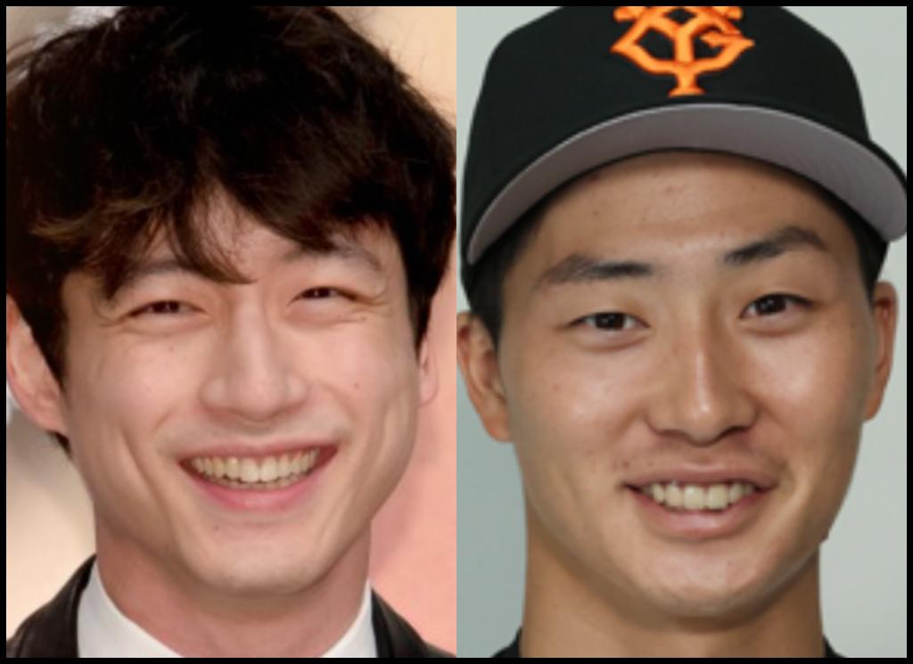 坂口健太郎さんと廣岡大志さんの画像