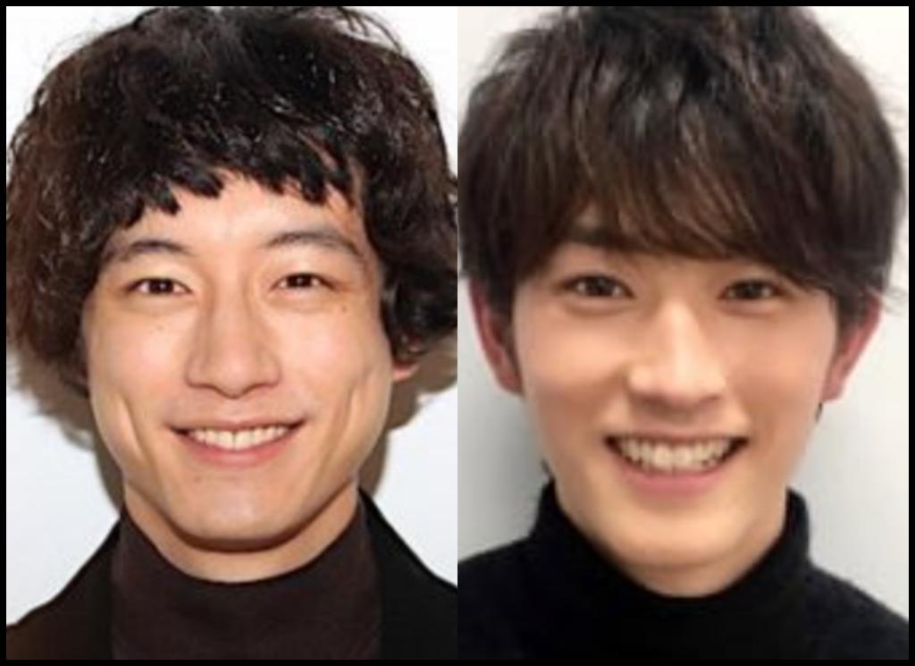 坂口健太郎さんと杉野遥亮さんの画像