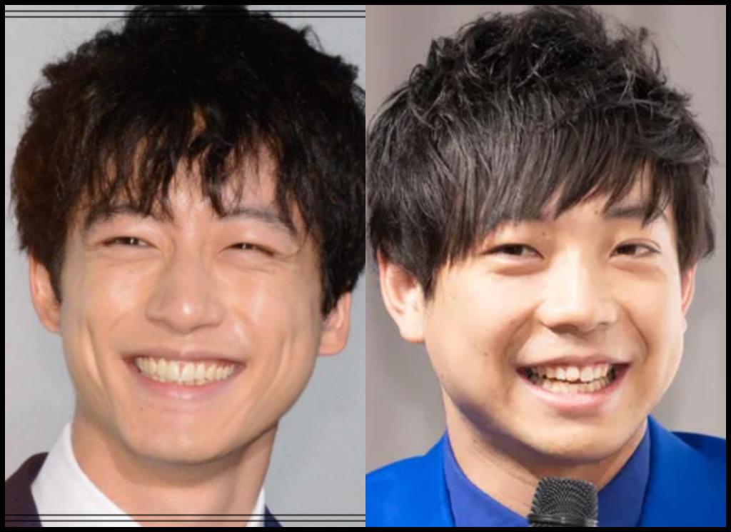 坂口健太郎さんと前田裕太さんの画像