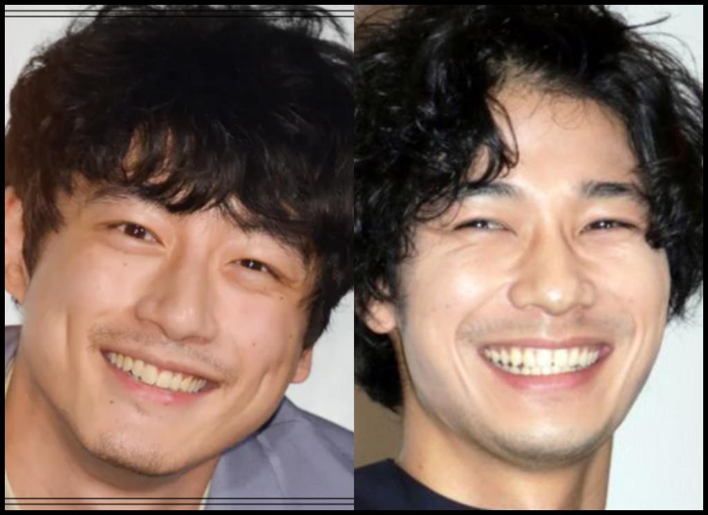 坂口健太郎さんと清原翔さんの画像