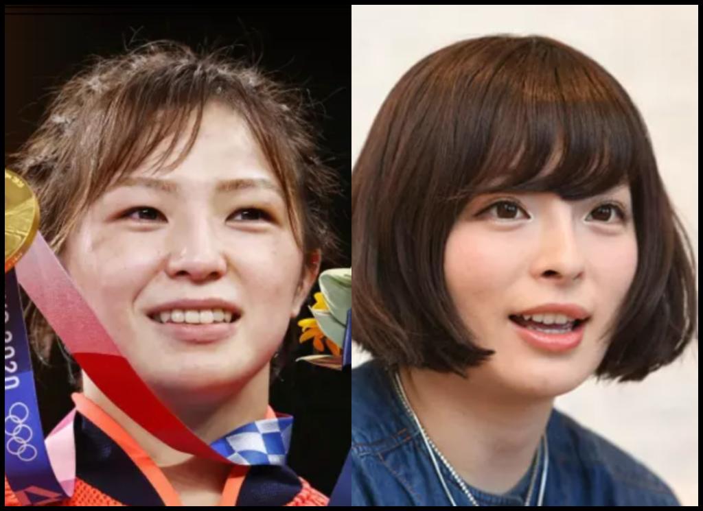 川井友香子選手ときゃりーぱみゅぱみゅさんの画像