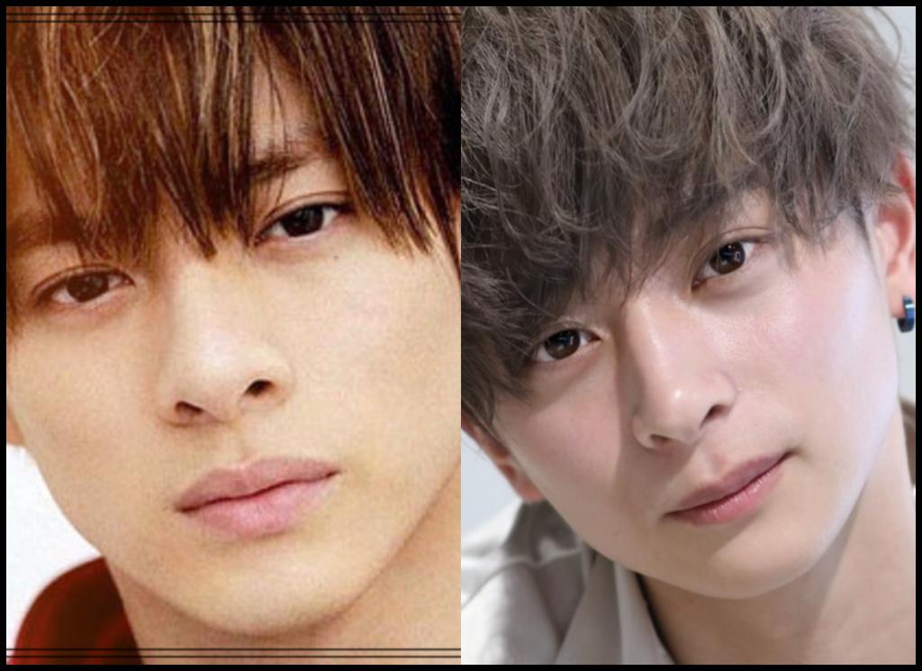 平野紫耀さんと坂井翔さんの画像