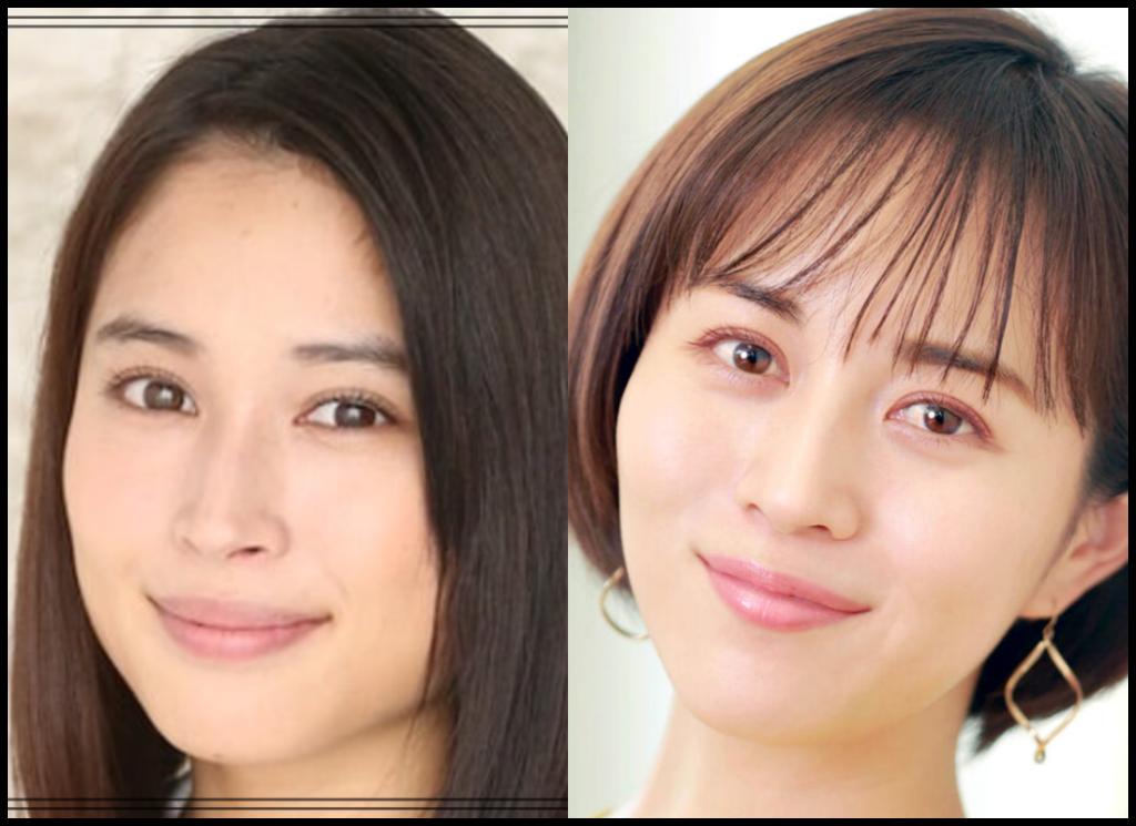 広瀬アリスさんと比嘉愛未さんの画像