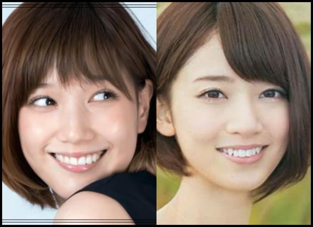 本田翼さんと橋本奈々未さんの画像