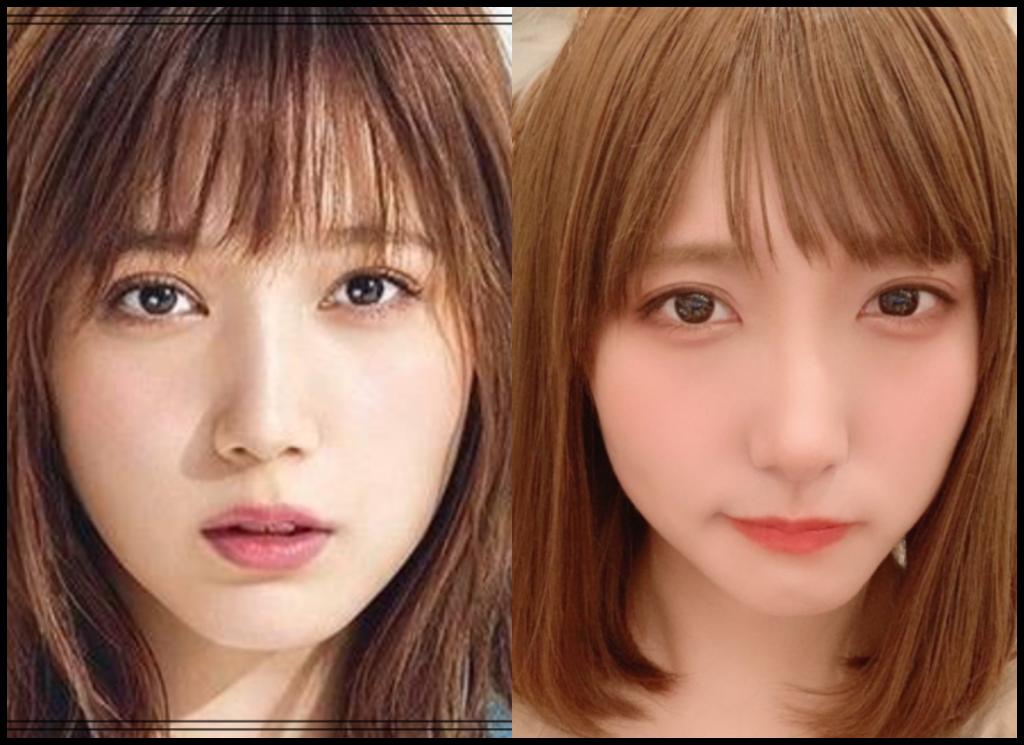 本田翼さんと橘ひと美さんの画像
