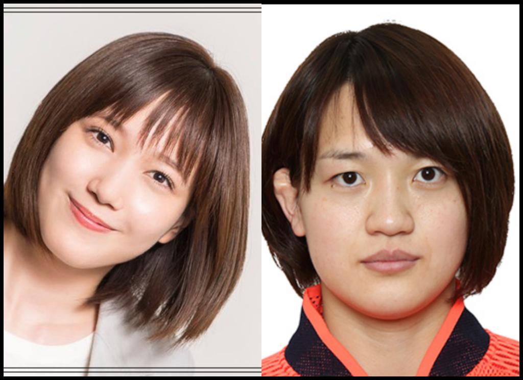 本田翼さんと新井千鶴さんの画像