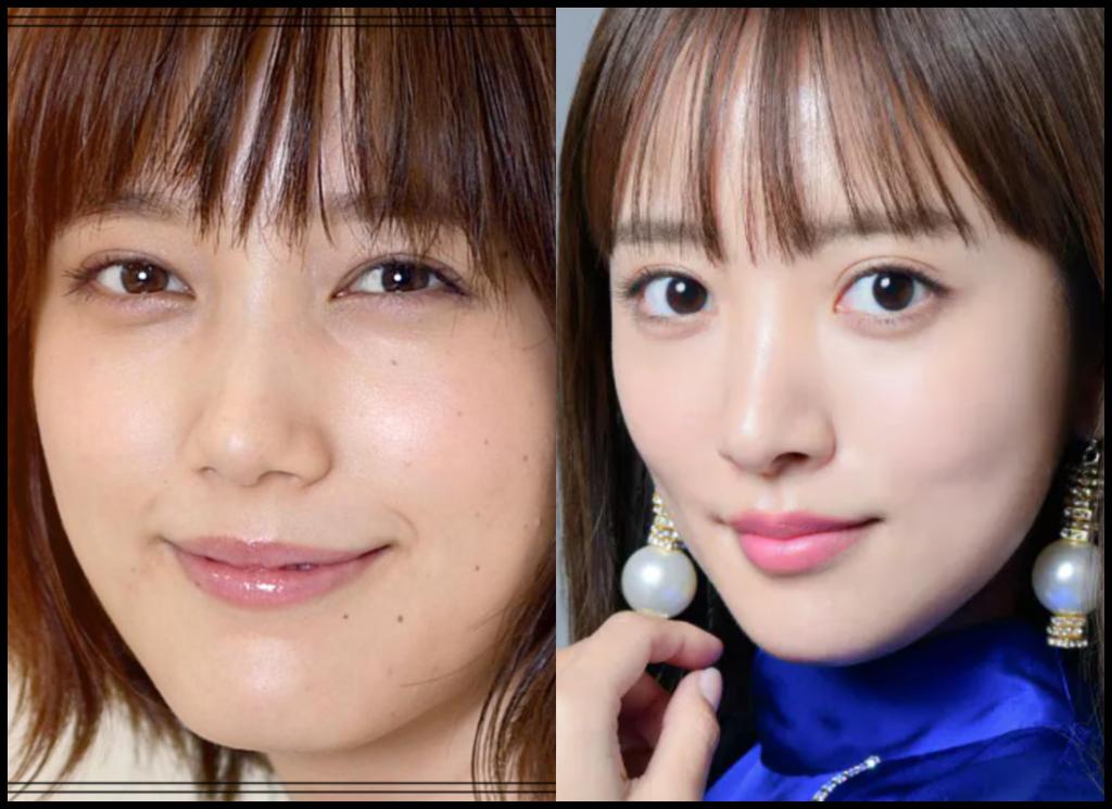 本田翼さんと夏菜さんの画像
