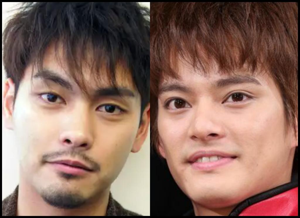 柳楽優弥さんと中山優馬さんの画像