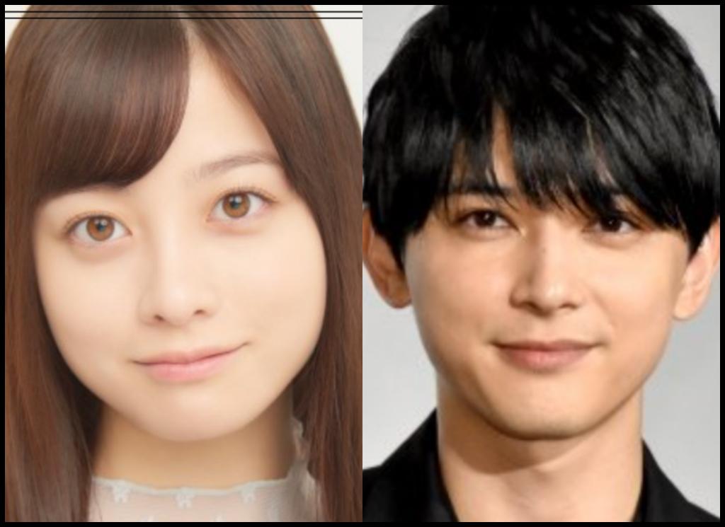 橋本環奈さんと吉沢亮さんの画像