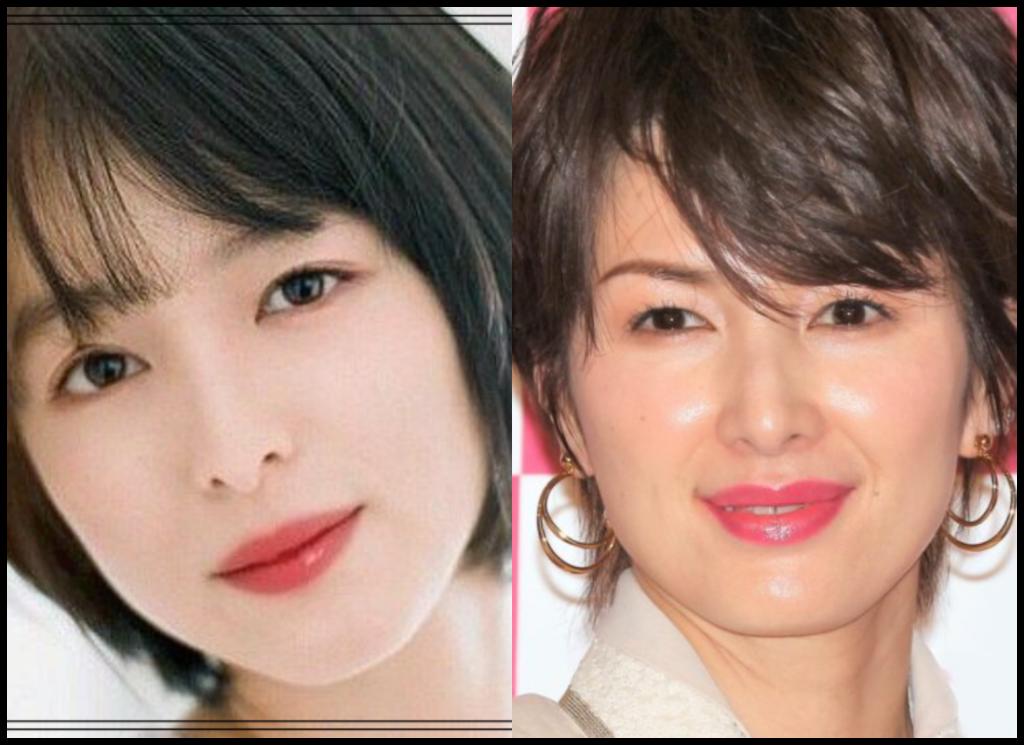 清野菜名さんと吉瀬美智子さんの画像