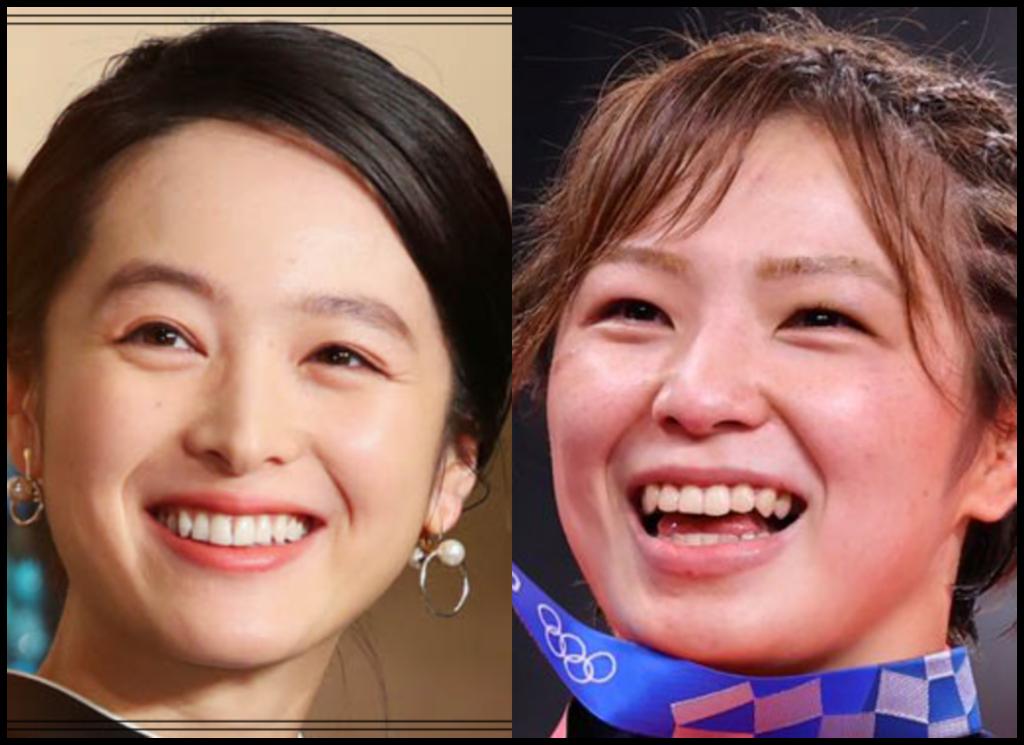 清野菜名さんと川井友香子さんの画像