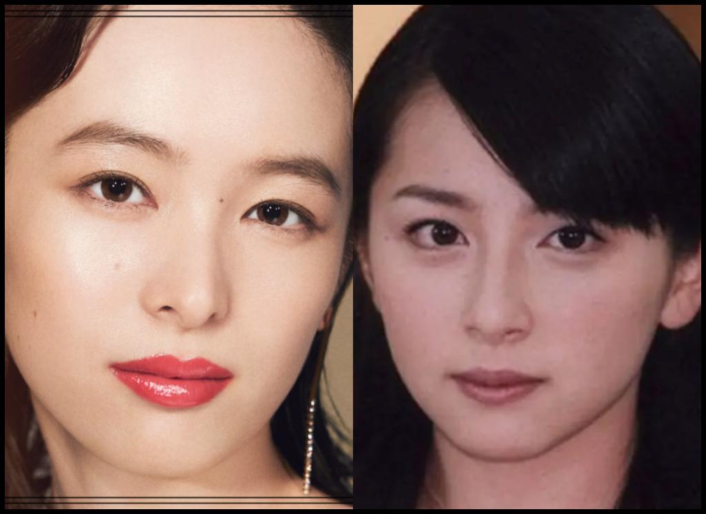清野菜名さんと奥菜恵さんの画像