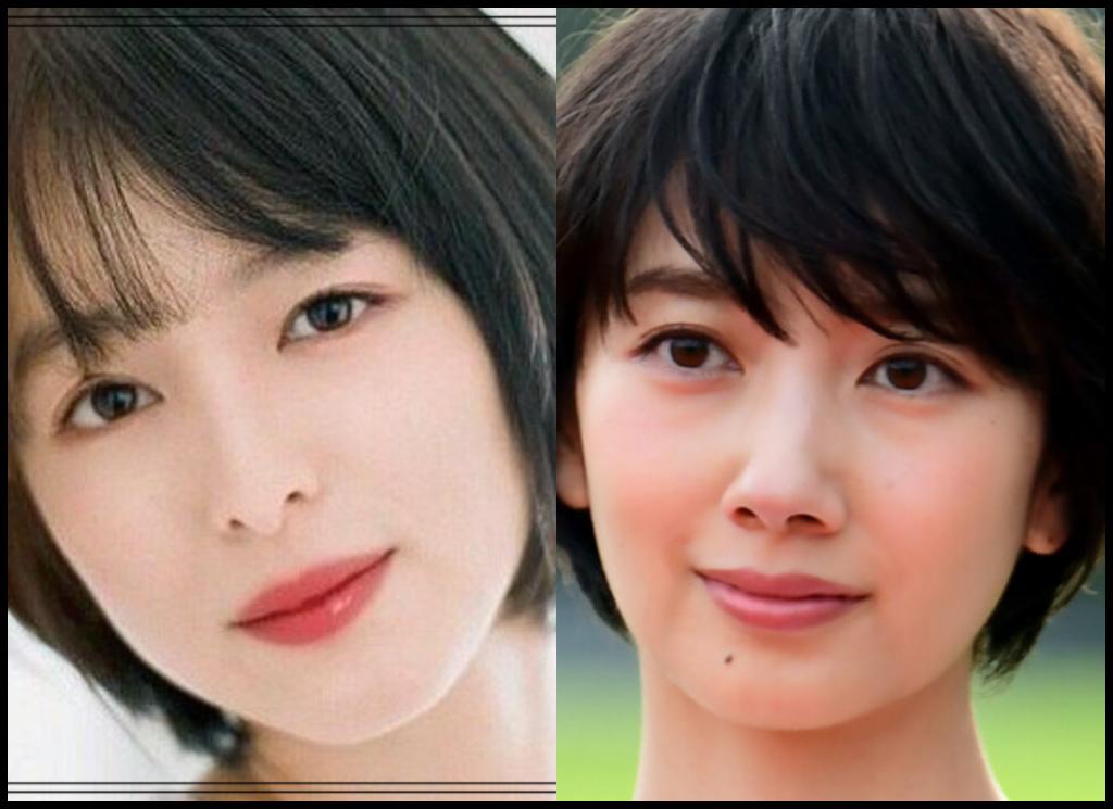 清野菜名さんと波瑠さんの画像