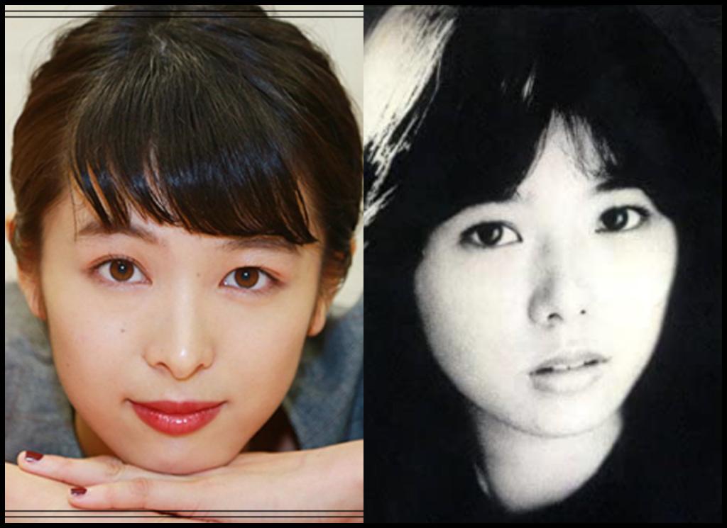 清野菜名さんと沢田聖子さんの画像