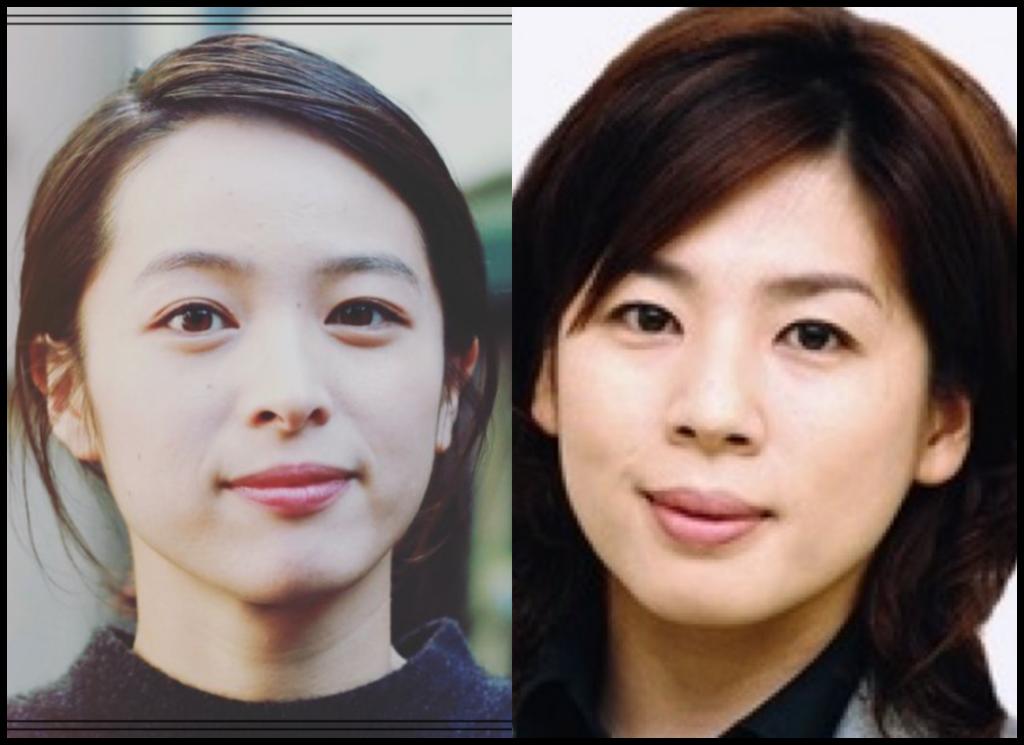 清野菜名さんと中島ひろ子さんの画像