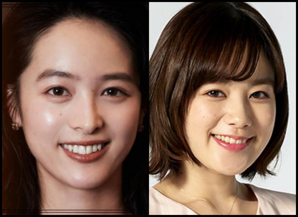 清野菜名さんと筧美和子さんの画像