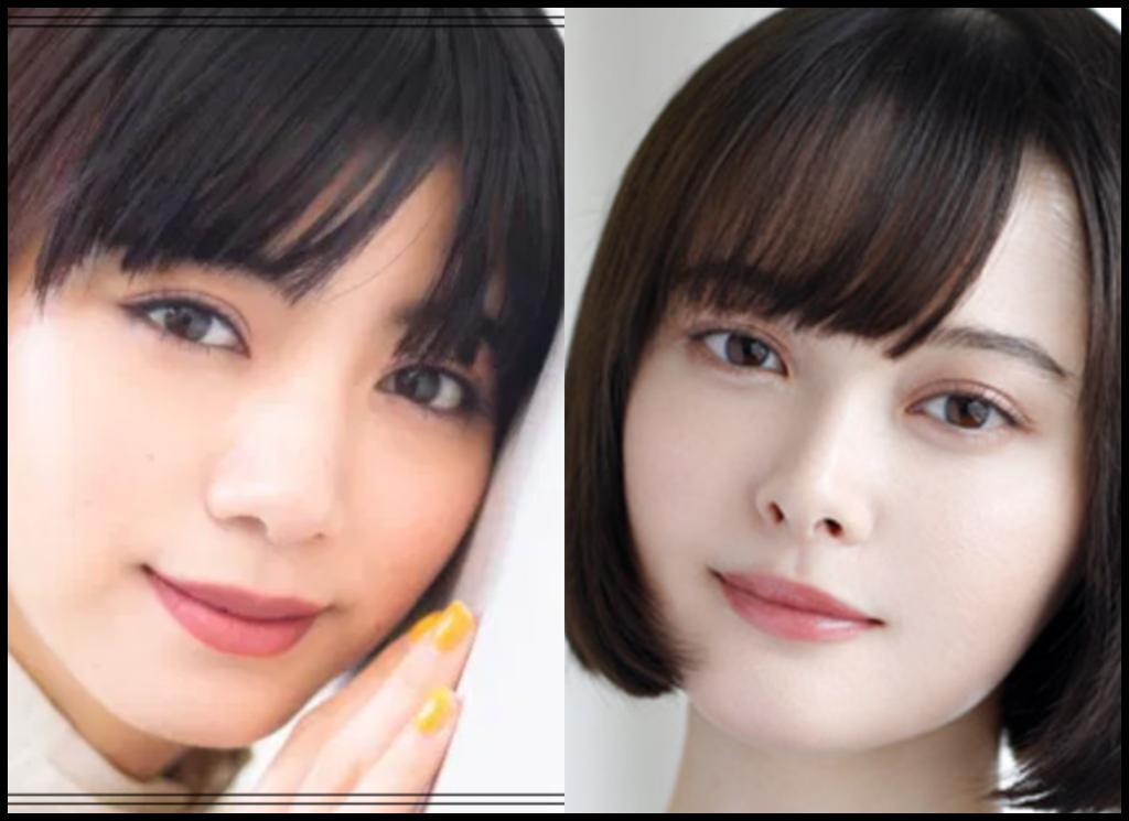 池田エライザさんと玉城ティナさんの画像