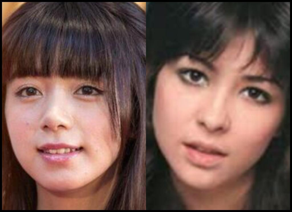 池田エライザさんとアン・ルイスさんの画像