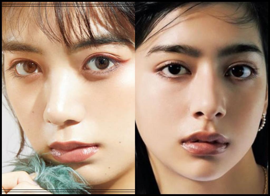 池田エライザさんと小山ティナさんの画像