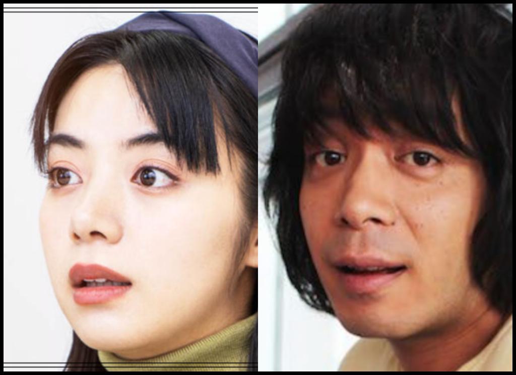 池田エライザさんと峯田和伸さんの画像