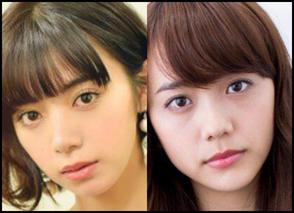 池田エライザさんと松井愛莉さんの画像