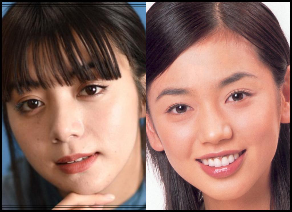 池田エライザさんと京野ことみさんの画像