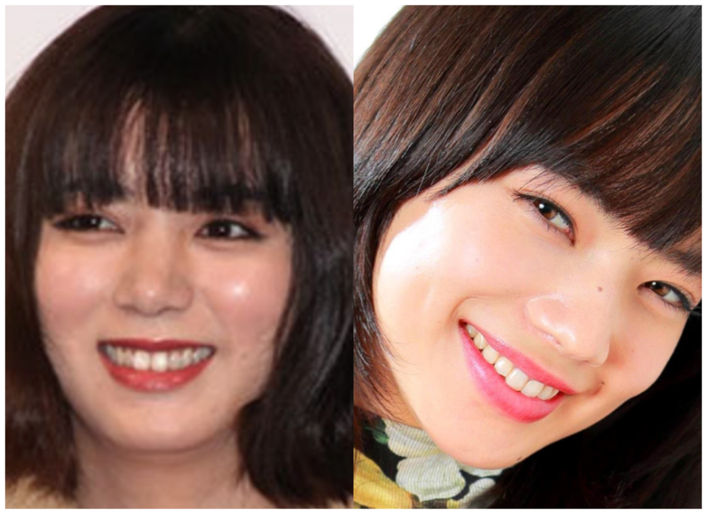 池田エライザさんと小松菜奈さんの画像