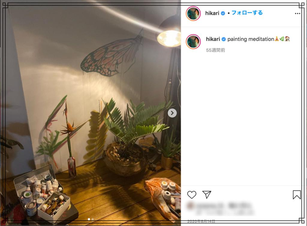 森星さんの部屋の画像