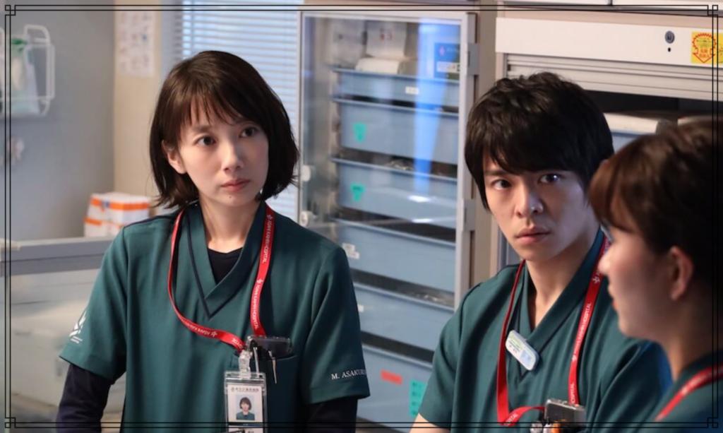 岸優太さんと波瑠さんの画像