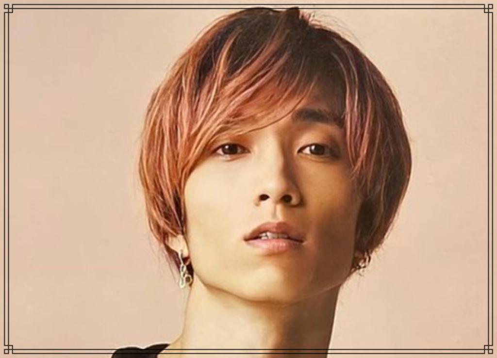 田中樹さんの画像