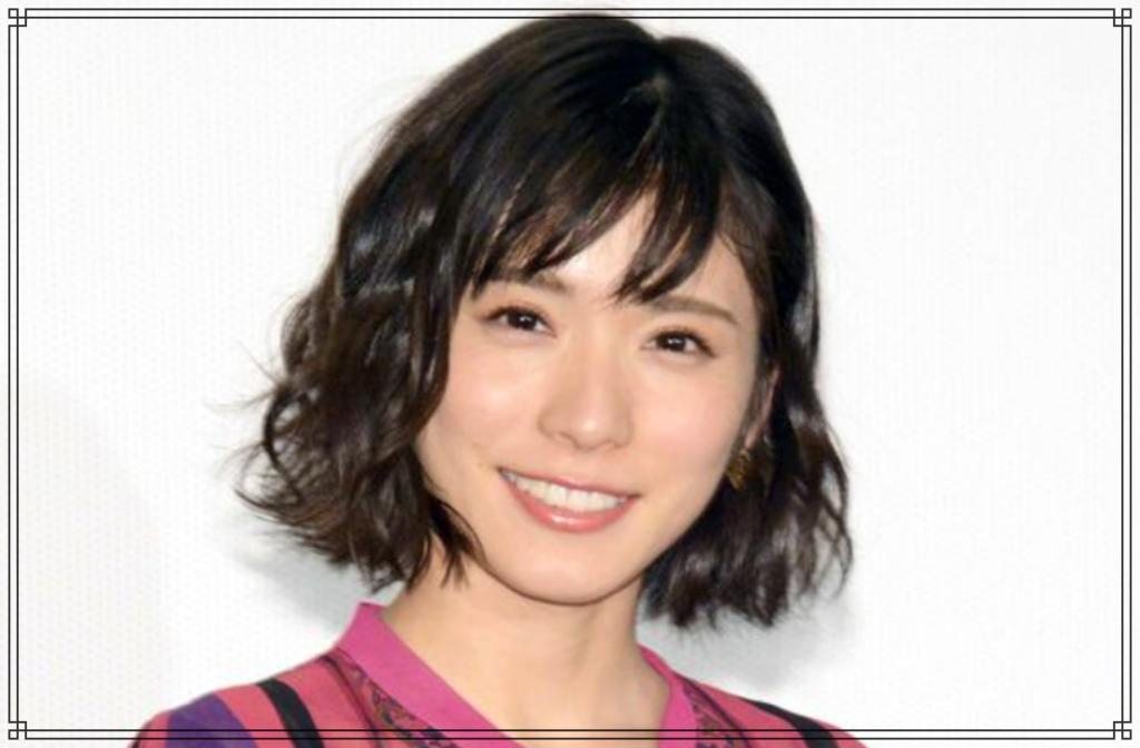 松岡茉優さんの画像